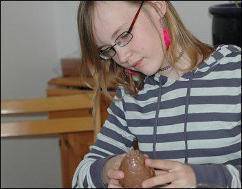 Isländskt chokladägg