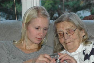 Hanna och Alice