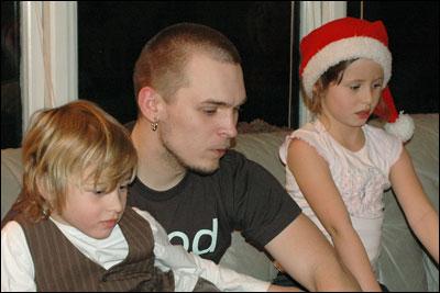 Svante, Axel och Thora