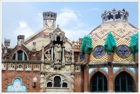 Hospital de Sant Pau i de Santa Creu