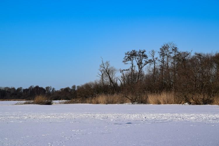 Is på Hammarsjön